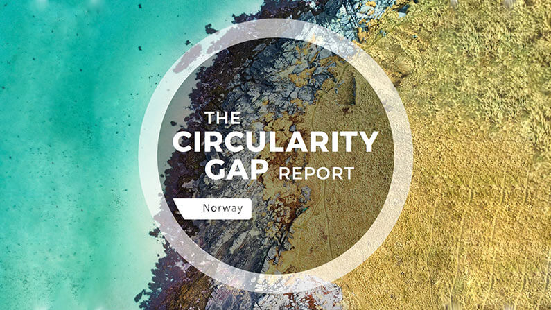 The First Circularity Gap Report Published in Norway